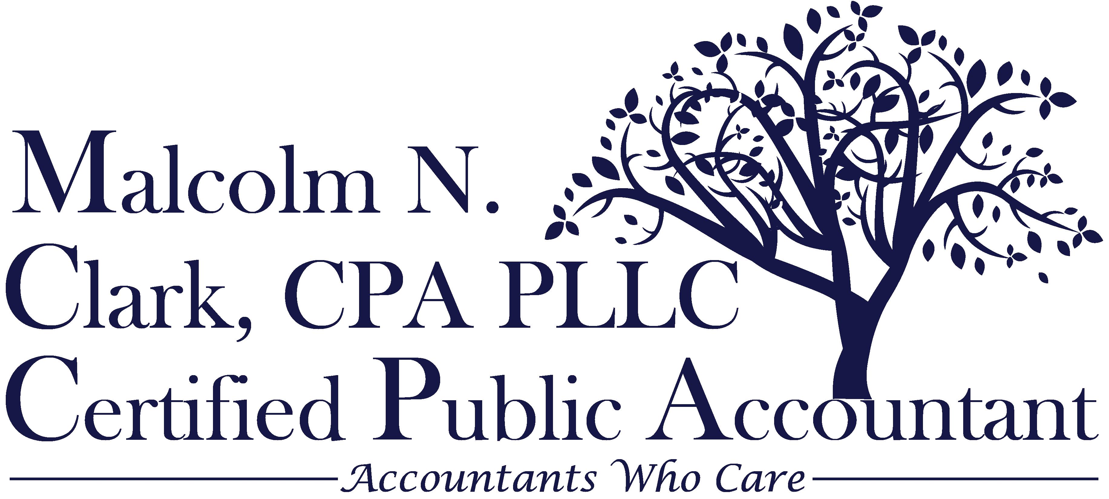 Malcolm N Clark, CPA PLLC logo